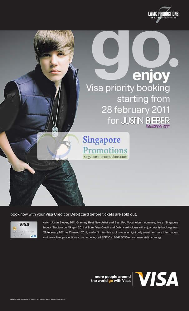 justin bieber world tour ticket. Justin Bieber My World Tour